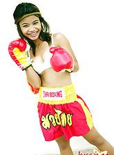 Cute Thai cute