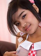 Mega petite schoolgirl