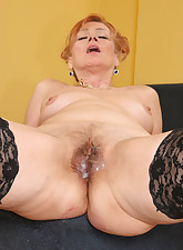 Black cock grandma