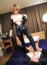 Sumire Matsu vagina
