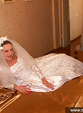 Russian teen bride