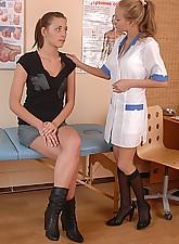 Lesbian patient