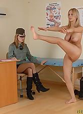 Military doc shape