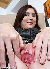 Amanda closeups