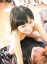 Satomi asshole
