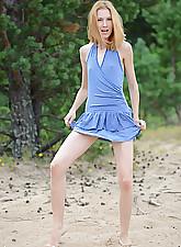 Nature calls dress