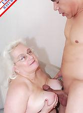 Horny granny granny
