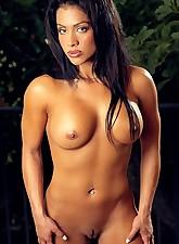 big tit tanned