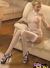 Stockings nylon